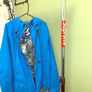 Volcom X Nimbus board rare jacket see details